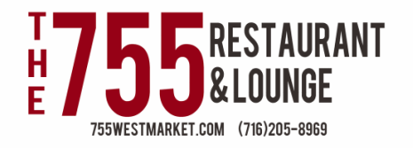 The 755 <br />Restaurant & Lounge